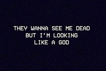 - - Ɗσησvαη Ɠιℓмσяε / ↛ nobody thinks what i think ; pointless curses, nonsense verses ↚