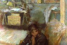 The Studio : Edouard Vuillard