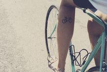 Bicycle paint scheme