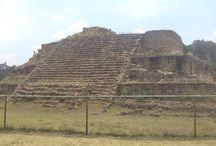 Zona arqueologica de Cacaxtla