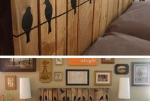 Diy Headboard Wood