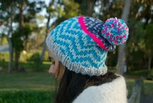 hats / Pom Pom Beanies Hats