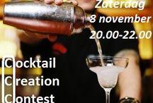 Cocktail Creation Contest 8 november