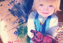 Creative mothering / by Britt Franken