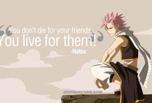 fairy tail friendship quotes