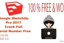 how to install skechup pro 2017 for free