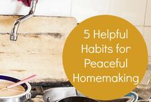 Sprawy domowe/Homemaking