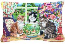 Cats galore