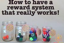 Helpful Parenting/Behaviour Ideas