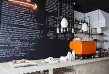 cafe street food