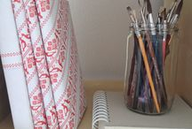 pretty paper decoration ideas / decoration ideas with wrapping paper