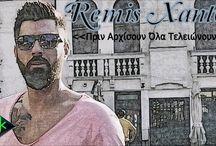 New promo song... Remis Xantos - Πριν Αρχίσουν Όλα Τελειώνουν