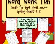 Wilson Fundations to Support the Program / by Kathy Simpson