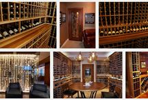 Wine Cellar Furniture, Wine Cellar Racks and Wine Cabinets – Distinctive Wine Cellar Ideas / A custom wine cellar is a beautiful addition to any private home or dining and hospitality establishment.  A wine storage room is a unique feature that provides an attractive space for displaying a large wine collection.