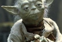 """Use the Force: All Things Star Wars / """"Do or do not. There is no try"""" / by White7Rabbit"""