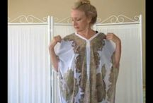 Ponchos - Easy Breezy Ponchos by Tygr Gifts / Fabulous fashion and accessory items by Tygr Gifts.. This is our YouTube demonstration video to show you all the fabulous ways to wear our Easy Breezy Ponchos. Here's our website link: http://gifts.tygr.com.au/