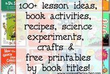 March lesson plans