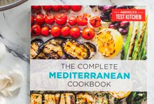 Mediterranean / The Complete Mediterranean Cookbook is a comprehensive cookbook that translates the famously healthy Mediterranean diet for home cooks with a wide range of creative recipes, many fast enough to be made on a weeknight, using ingredients available at your local supermarket.