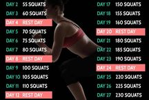 workout challenges!