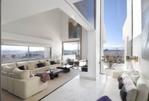 Contemporary essential interior home