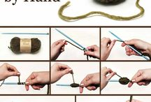 Crochet and knitting tips