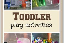 Activities for my little