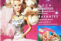Barbie esitteet