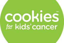 NEW LOOK, Same Mission / Have you seen our new website? Being a Good Cookie has never been more simple and we're here to support you every step of the way.  Take a peek: www.cookiesforkidscancer.org. / by Cookies for Kids' Cancer