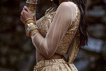 Indiai divat