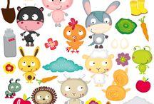 stickers infantes