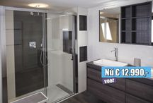 JVE Vantage Badkamer / Met trots introduceren wij de Vantage badkamer. Kom deze badkamer snel bekijken!
