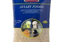 Egg Food For Caged Birds