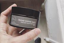 PAZAR Coffee natúrkozmetikum krémcsalád
