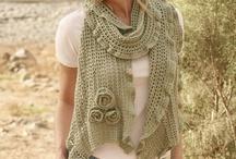 Crochet and knitting / Спицы и крючок