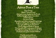advise from nature
