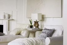 neutral rooms / My Favorite Neutral and Casual Design Ideas for the Home