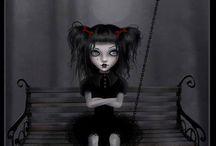 Dolls with aditude