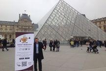 Carrousel des Métiers d'Art au Louvre / Inter-Artisans participe au Carrousel des Métiers d'Art au Louvre. Entre rencontre avec les artisans et présentation du site internet et de l'application mobile Inter-Artisans https://www.inter-artisans.fr