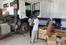 Truck Equipment Training