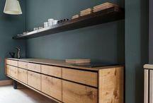 Wohnküche ontwerpwinkel