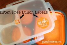 Gluten Free School Lunch Ideas / Whether you need gluten free school lunch ideas, tips or recipes, this board is for you!
