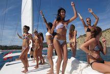 Les meilleures fêtes en bateau