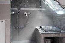 salles de bain mansardées