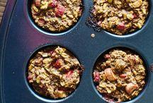 Baked Oatmeal & Overnight Oats