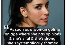 Feminism Rules / by Laura Robinson