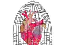 Skele- heart Lovlies / by Victoria McKenna