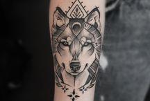 Tatuajes Φ BEVE Φ / Tatuajes realizados por el artista Beve. Logia Barcelona.
