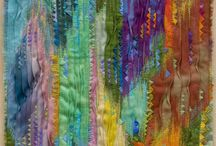 Quilt Colors / Don't be afraid of color.  Experiment and try different combinations and you may be surprised!
