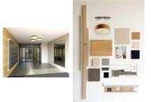 Planches couleurs Halls d'immeubles