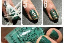 Nails / by Ebone Gordon